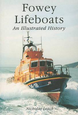 Fowey Lifeboats by Nicholas Leach
