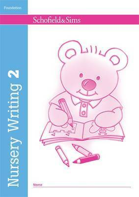 Nursery Writing Book 2 by Kathryn Linaker