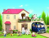 Sylvanian Families - Maple Manor with Carport