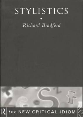 Stylistics by Richard Bradford image