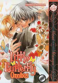 Little Butterfly: Omnibus Edition (Yaoi) by Hinako Takanaga image