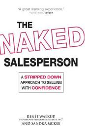 The Naked Salesperson by Renee Walkup