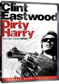 Dirty Harry - Special Edition (2 Disc Set) on DVD image