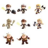 How to Train Your Dragon: Heroes & Humans Wave 1 - Action Vinyl Figure (Assorted)