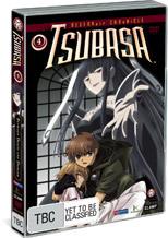 Tsubasa - Reservoir Chronicle: Vol. 4 - Between Death And Danger on DVD
