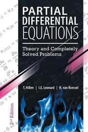 Partial Differential Equations by T Hillen