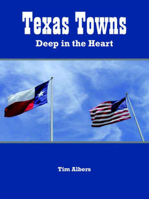 Texas Towns by Tim Albers image