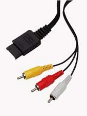 PS2 Stereo AV Cable for PS2