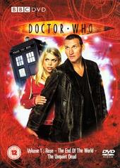 Doctor Who (2005) - Series 1: Vol 1: Episodes 1-3 on DVD