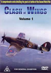 Clash of Wings Pt 1 on DVD