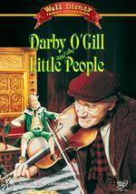 Darby O'Gill & The Little People (1959) on DVD
