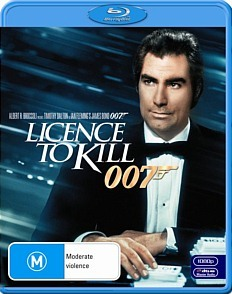 Licence to Kill (2012 Version) on Blu-ray image