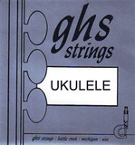 GHS Ukulele Strings Standard (Set 10)