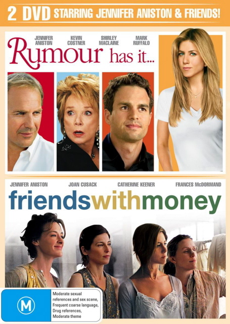 Rumour Has It / Friends With Money (2 Disc Set) on DVD