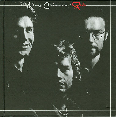 Red - 40th Anniversary Special Edition (CD/DVD) by King Crimson