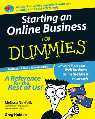 Starting an Online Business For Dummies by Melissa Norfolk