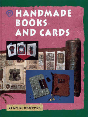 Handmade Books and Cards by Jean G. Kropper