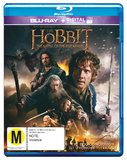 The Hobbit: The Battle of the Five Armies (Blu-ray/UV) on Blu-ray