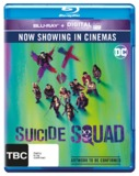 Suicide Squad on Blu-ray