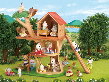 Sylvanian Families: Treehouse