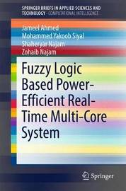 Fuzzy Logic Based Power-Efficient Real-Time Multi-Core System by Jameel Ahmed image