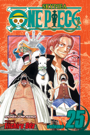 One Piece, Vol. 25 by Eiichiro Oda