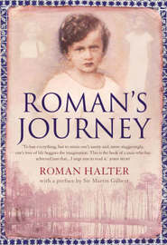 Roman's Journey by Roman Halter image
