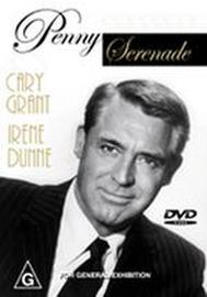 Penny Serenade on DVD image