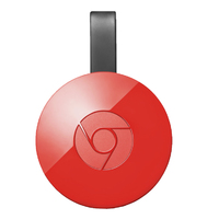 Google Chromecast 2 - Red