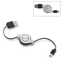 Belkin Retractable USB Mini Cable 5pin image