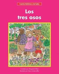 Los Tres Osos by Margaret Hillert image