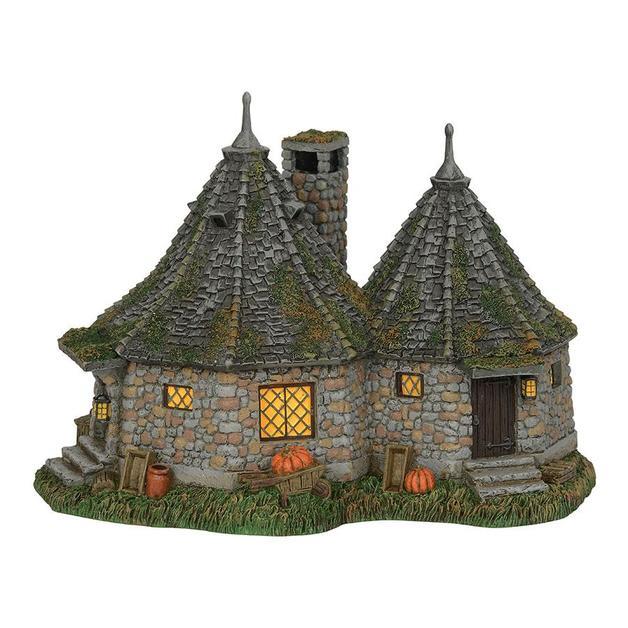 Harry Potter: Hagrid's Hut - Village Statue