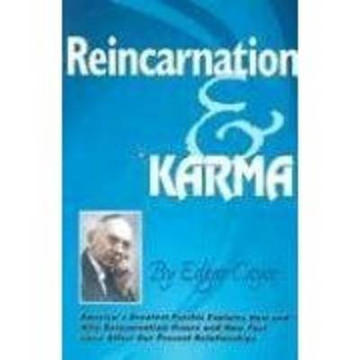 Reincarnation and Karma by Edgar Cayce image