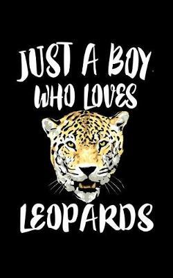 Just A Boy Who Loves Leopards by Marko Marcus image