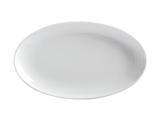 Maxwell & Williams Swirl Oval Platter