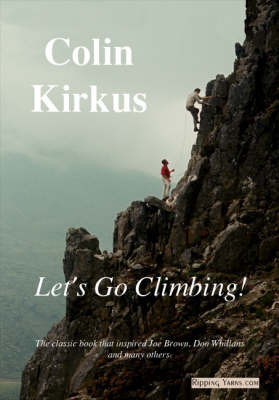 Let's Go Climbing!: 2004 by Colin Kirkus image