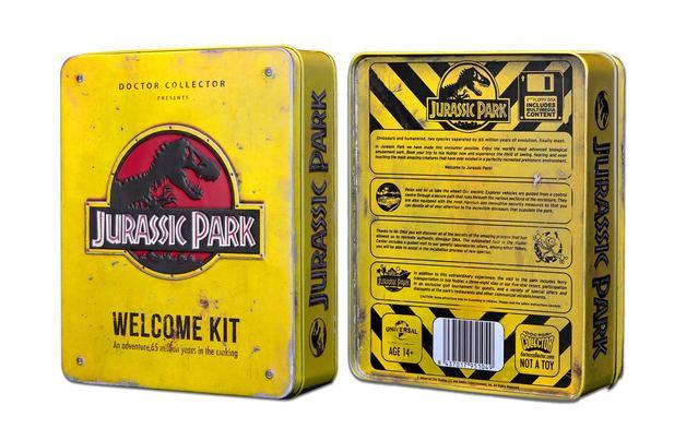 Jurassic Park: Welcome Kit - Standard Edition