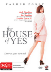 The House Of Yes on DVD