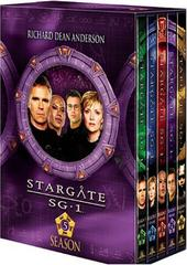 Stargate SG-1 - Season 5 (6 Disc Box Set) on DVD