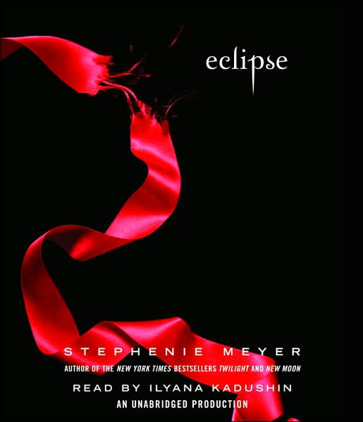 Eclipse Audio CD (Listening Library) by Stephenie Meyer image