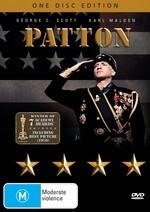 Patton (Single Disc) on DVD