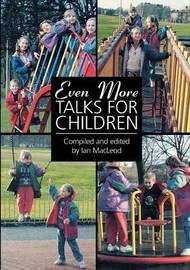 Even More Talks for Children by Ian McLeod image