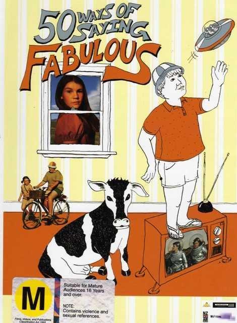 50 Ways of Saying Fabulous on DVD