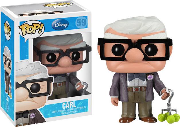 Disney Up Carl Pop! Vinyl Figure
