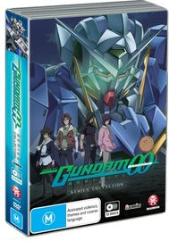 Mobile Suit Gundam 00 - Series Collection on DVD image