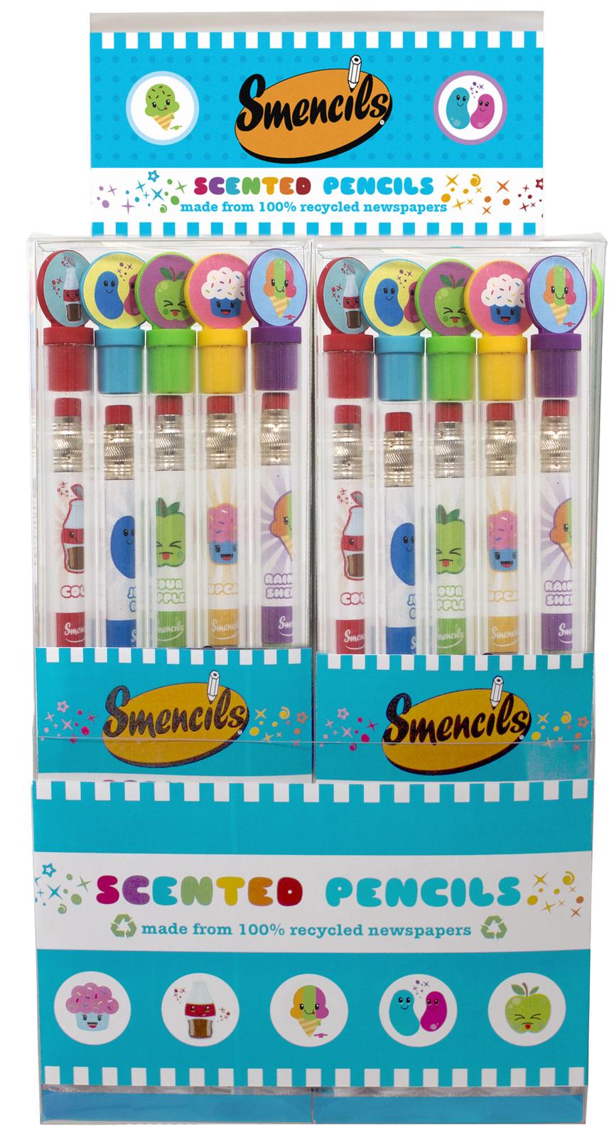 Scentco Graphite Smencils 5 Pack image