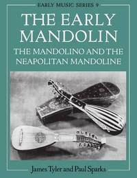 The Early Mandolin by James Tyler image