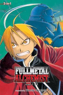 Fullmetal Alchemist (3-in-1 Edition), Vol. 1 by Hiromu Arakawa
