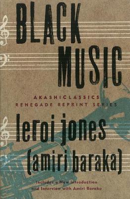 Black Music by LeRoi Jones