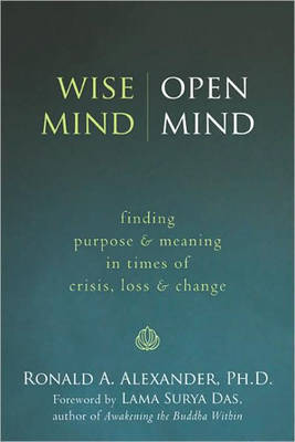 Wise Mind, Open Mind by Ronald James Alexander image